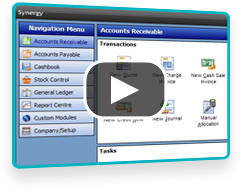 Synergy Business Solutions Workshop Management Software